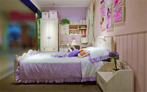 温馨儿童房装修实例