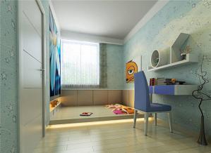 硅藻泥儿童房效果图大全