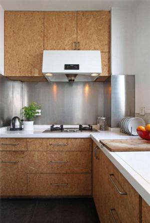 日式小厨房橱柜