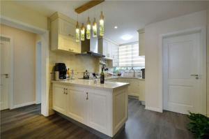 高清小厨房橱柜图片