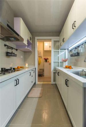小厨房橱柜款式