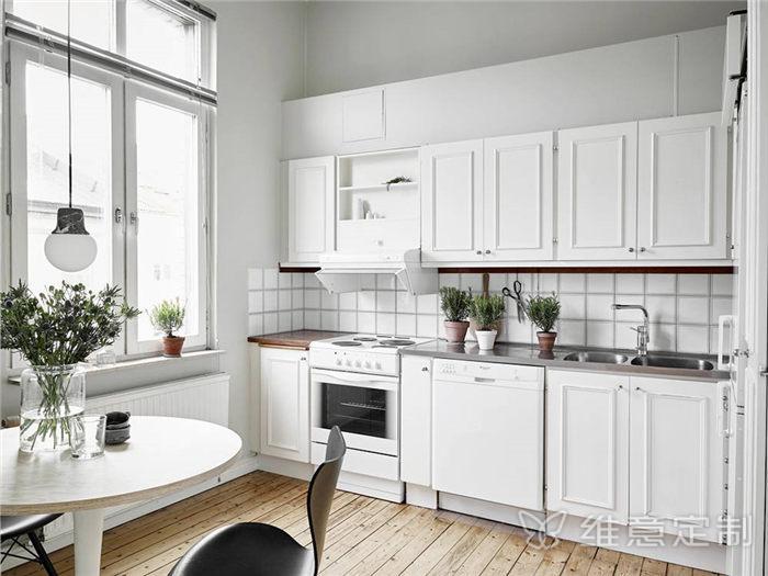 客厅橱柜装修效果图 图片 - 维意定制家具网上商城