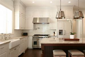 家庭厨房橱柜款式