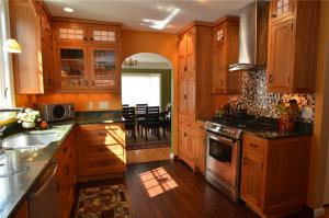 整体家庭厨房橱柜