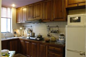 家庭厨房橱柜定制