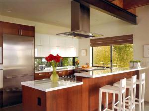家庭厨房橱柜效果图