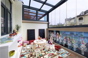 儿童房阳台改造效果图
