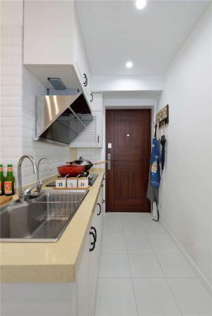 紧凑型小厨房橱柜