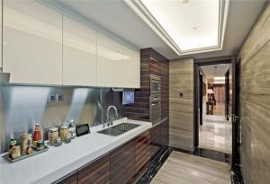 家庭厨房橱柜装修设计