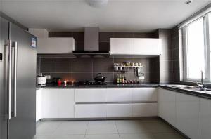 大户型厨房整体橱柜