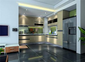 家居整体厨房橱柜