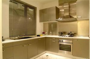 集成式厨房整体橱柜