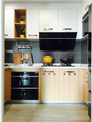厨房小橱柜设计