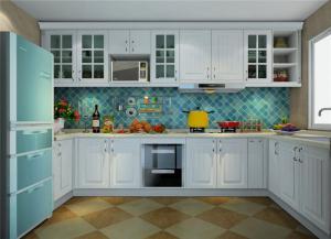 整体厨房橱柜设计