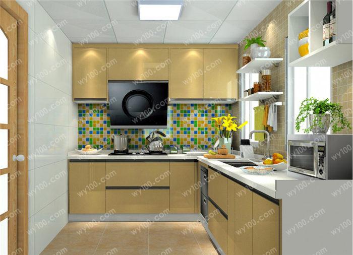小户型厨房用什么台面 - 维意定制家具网上商城