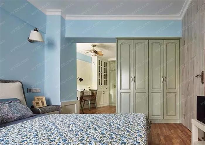 如何选择卧室衣柜的颜色 - 维意定制家具网上商城