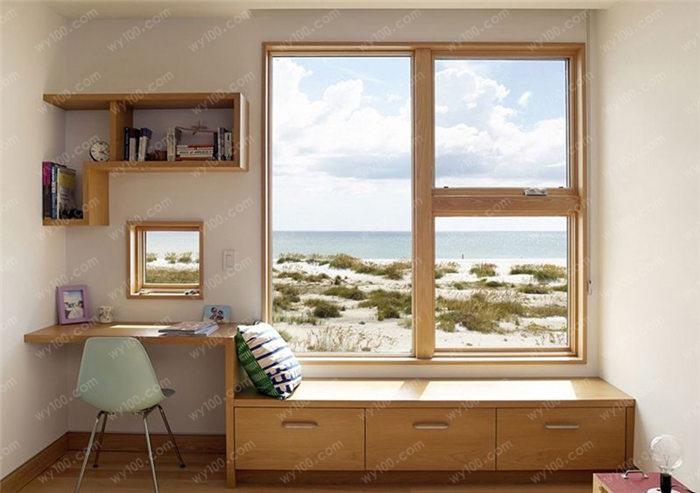 飘窗装修设计要点有哪些 - 维意定制家具网上商城