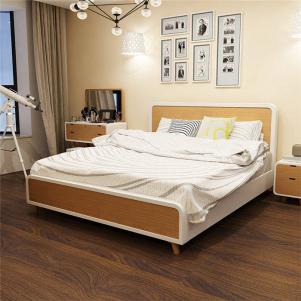 个性北欧小卧室床