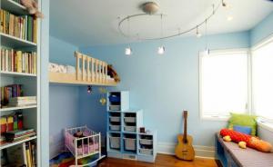 小孩书房装修效果图实拍