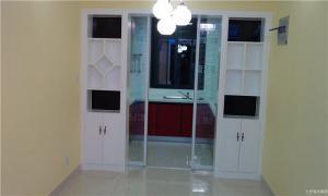 厨房酒柜造型