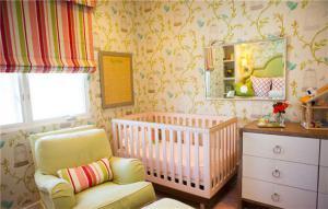 儿童房定制婴儿房