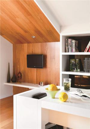 小户型创意书柜设计