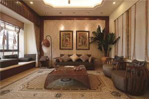 小户型客厅家具搭配