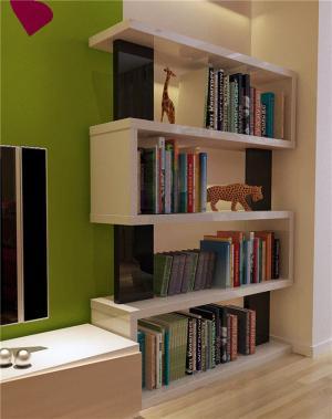 创意书柜书架造型