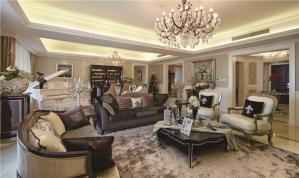 板式小户型客厅家具