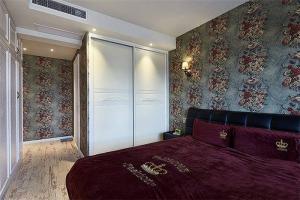豪华美式卧室衣柜