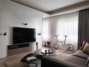 家装沙发背景墙装修方案