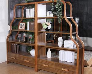 中式设计酒柜造型