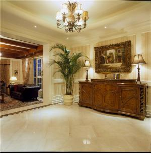 美式实木客厅家具