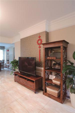 简易实木客厅家具图片