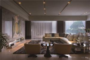 简约小户型客厅家具图片