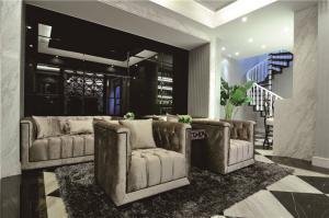 温馨小户型客厅家具