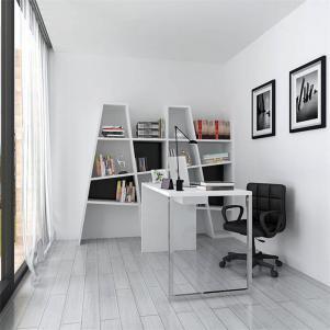 现代时尚创意书柜