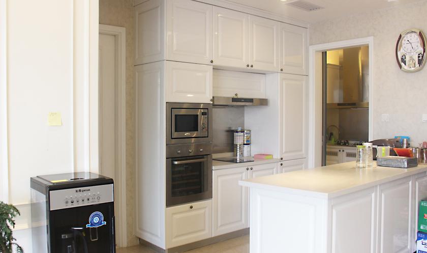 【厨房设计】巧媳妇养成记 逆天小户型装下双层厨房